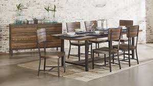 Industrial Kitchen Table Furniture Magnolia Home Magnolia Home Magnolia Home Framework 96 Dining