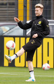 Marco Reus Hairstyle Name Champions League Borussia Dortmunds Chance To Turn From Hipster