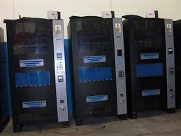 Combination Vending Machines For Sale Custom Used Vending Machines Piranha Vending