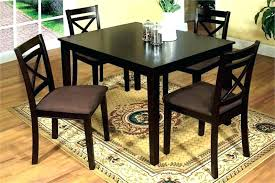 small dining table with 4 chairs dining room table 4 chairs frightening 4 chair dining table