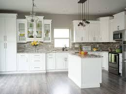 Lily Ann Kitchen Cabinets Key Largo White