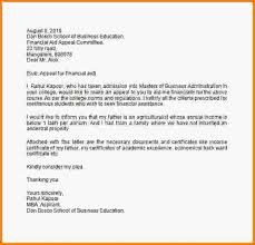 financial aid appeal letter samplefinancial aid officer cover 04fc25fd