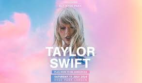 Taylor Swift Tickets In London At Hyde Park On Sat Jul 11 2020