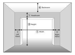 henderson garage doorStandard Garage Door Widths  btcainfo Examples Doors Designs