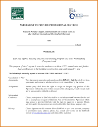 Service Proposal Template service proposal template modern bio resumes 1