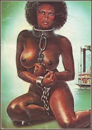 Naked negro slave women