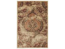 american rug craftsmen dryden dermot latte rectangular area rug