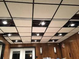 suspended ceiling lighting ideas. Drop Ceiling Lighting Idea Suspended Ideas