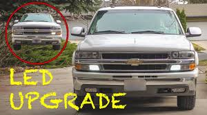 2005 Silverado Fog Light Bulb Number Replacing 3157 Daytime Running Light Bulbs With Leds Chevy Gmc