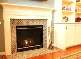fireplace tile surround kits glass tile fireplace surround tile fireplace surround electric fireplace with stone surround stone