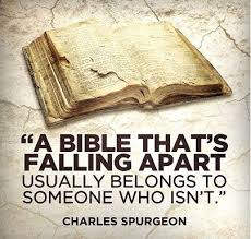 Spurgeon Quotes Amazing A Bible That's Falling ApartCharles Spurgeon [48x48] QuotesPorn