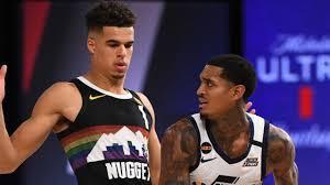Denver Nuggets vs Utah Jazz Full GAME 1 Highlights   August 17
