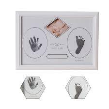 diy baby photo frame