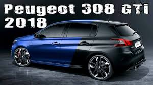 2018 peugeot 308 gti. wonderful 2018 new 2018 peugeot 308 gti facelift inside peugeot gti