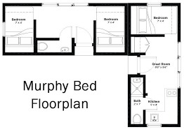 tiny house plans. you may not have thought it possible to a 3 bedroom, 2 bath floorplan for your tiny house but here is! plans