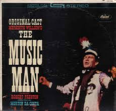 Image result for the music man Robert Preston