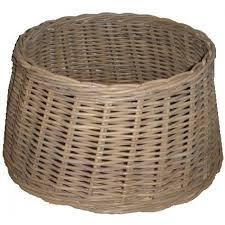 Wicker Christmas Tree Basket Ring. Loading zoom