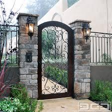 custom gate design ideas authentic designer doors