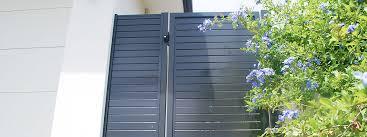 double gates access gates