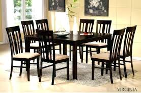 black dining room table and 8 chairs 8 chair dining set 1 beautiful dining set dining