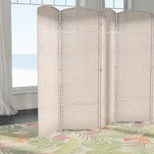 Tall room dividers Panel Quickview Nestledco Tall Room Divider Wayfair