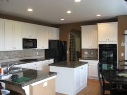 breathtaking ceiling lights over grey granite countertop also nice white kitchen cabinets with gray countertops interior