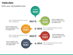 Timeline Ppt Slide Timeline Powerpoint Template Sketchbubble