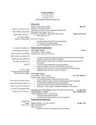 paraprofessional cover letters paraprofessional resume resume templates best solutions of