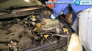 auto repair replace engine coolant radiator overflow bottle dodge Wiring Diagram For 1999 Dodge Intrepid auto repair replace engine coolant radiator overflow bottle dodge intrepid 98 04 1aauto com youtube wiring diagram for 1999 dodge intrepid