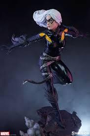 black cat marvel. Interesting Cat Black Cat Premium Format Figure With Marvel L