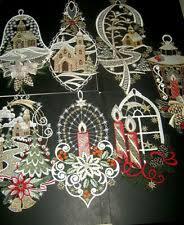 Laterne Weihnachten In Weihnachtliche Fensterdekoration