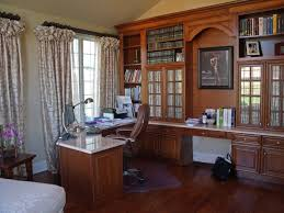 Trendy office ideas home offices Hgtv Home Office Ideas For Two Office Luxury Home Interior Woth High Brown Wooden Cabinet And Suitable Livinteriornet Home Office Ideas For Two Office Luxury Home Interior Woth High