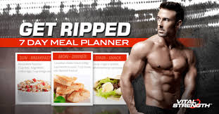 Ripped Body Diet Chart Muscle Building Diet Plan Bodybuilding Diet To Get Ripped