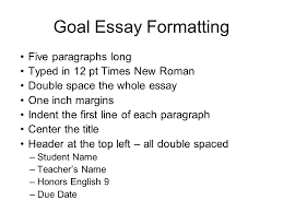 goal essay stars dreams aspirations brainstorm goals for your  8 goal essay formatting