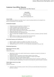 Professional Strengths Resume 10 Customer Service Resume Examples 1mundoreal