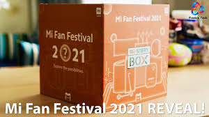 <b>Mi Fan Festival 2021</b> Mi-Stery Box REVEAL! - YouTube