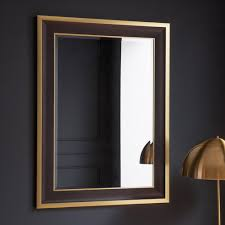 edmonton rectangle wall mirror