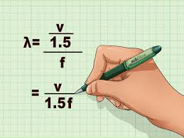 Speed Of Light And Wavelength 3 Simple Ways To Calculate Wavelength Wikihow