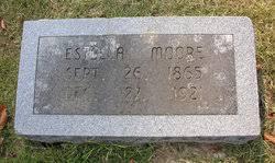 Estella Godwin Moore (1855-1921) - Find A Grave Memorial