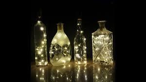 Usb Rechargeable Bottle Lights Auraglow Rechargeable Usb Cork Bottle String Light Ag362