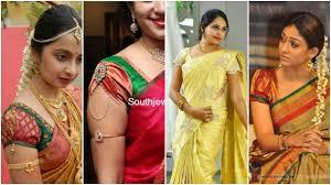 Saree Blouse Sleeve Designs 2018 Beautiful Saree Blouse Sleeve Designs Simple Craft Ideas