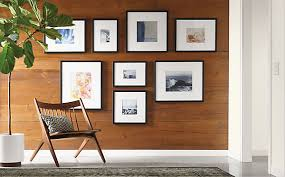 How To Mat And Frame Artwork  HGTVWall Picture Frames For Living Room