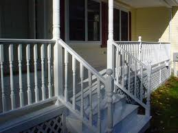 hand painted wooden railings ny residential painting contractors fairfield county ct