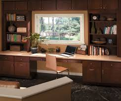 custom home office cabinets. Pleasant Idea Home Office Cabinets Homecrest Cabinetry Custom