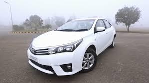 2014 Toyota Corolla Altis - Video Review - PakWheels Blog
