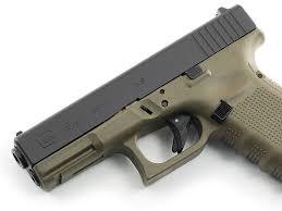 glock 19 gen4 od green