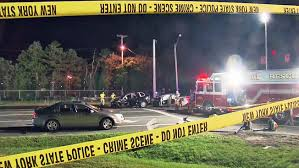 Woman Killed, 2 Hurt in Multi-Vehicle Crash Following High-Speed ...