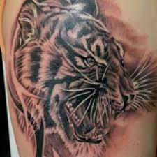 Tetování Motivy Zvířat černobílá Ruka Tetování Tattoo
