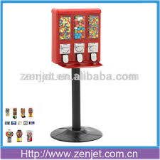 Vending Machine Candy Gorgeous Triple Candy And Gumball Vending Machine Buy Gumball Vending