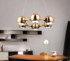 creative design led pendant light